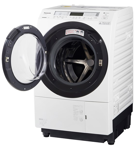 パナソニック ドラム式洗濯機800の口コミと使ってみてわかったメリットデメリット