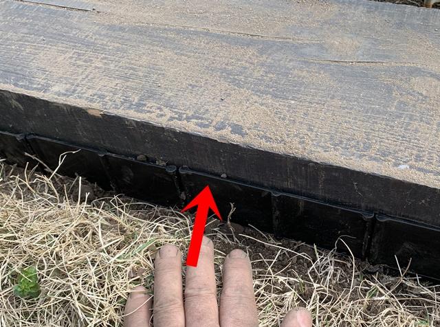 芝 侵入防止