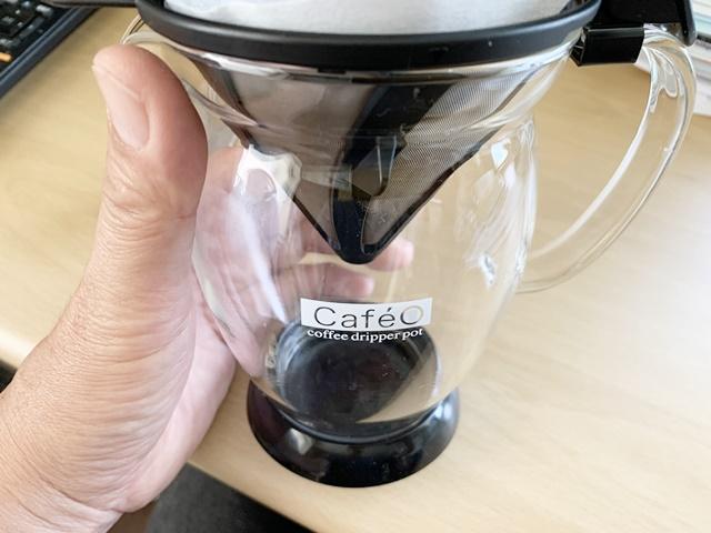 ハリオのコーヒードリッパー